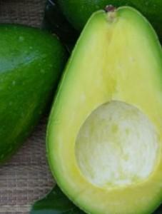 avocado for a skin care smoothie