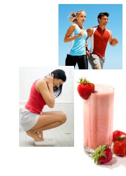 running smoothie