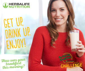 herbalife breakfast