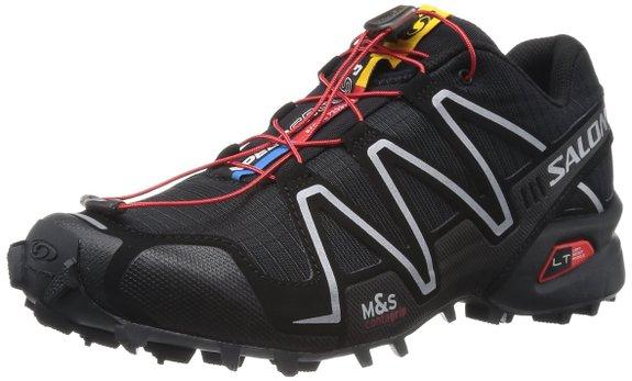 salomon trail running shoe